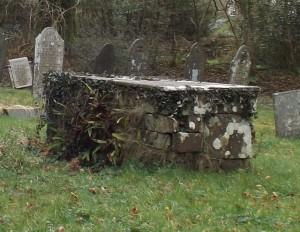 Eliz Johns grave 1003