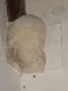 Our Lord corbel