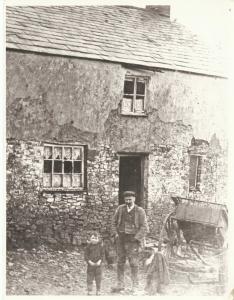 Forda farmhouse c 1900